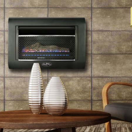 Duluth Forge Vent Free Linear Wall Gas Fireplace 26 000