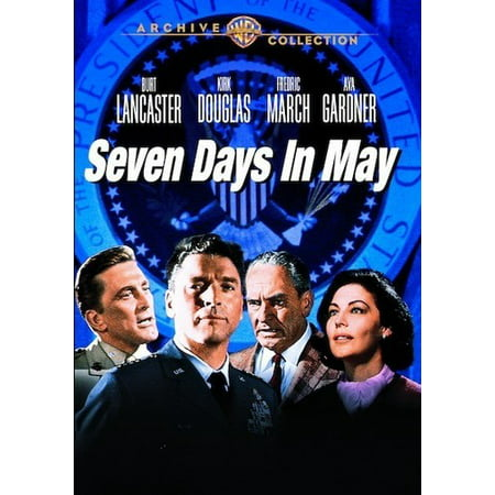 Seven Days in May (DVD) (8 Hours A Day 7 Days A Week)