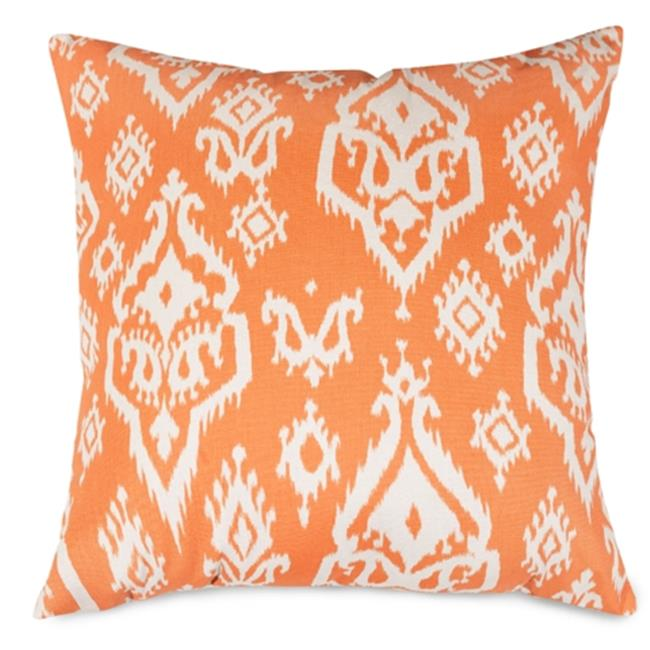Majestic Home Peach Raja Large Pillow