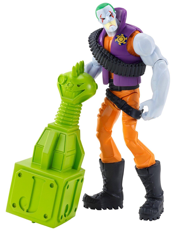Batman Power Attack in The Box The Joker Figure By Mattel by