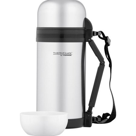 Thermos Thermocafe Vacuum Insulated Large Food And Beverage Bottle 1 3 Quart