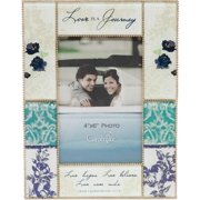 Frame-Photo-Love Is A Journey (Wedding Collection)