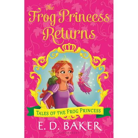 The Princess And The Frog Dress (The Frog Princess Returns)