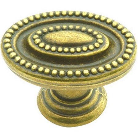 Hickory Hardware Manor House Beaded Cabinet Knob