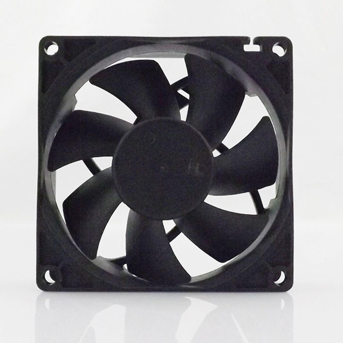 8x8x2.5cm New 3Pin 12V Computer Silent 8025 Cooling Case Fan
