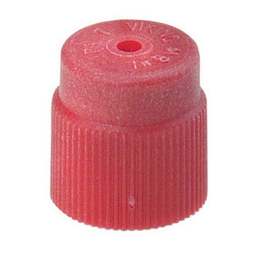 FJC 2615 R134a Service Port Cap - 8mm - HS Red