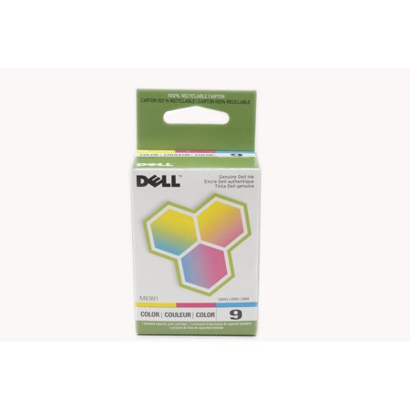 New Genuine Dell Series 9 Color Ink Cartridge MK991 For 9926 V305 V305W Printer DX506 CN-0DX506