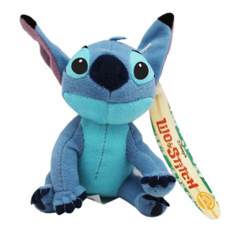 Disney's Lilo and Stitch Small Pocket Plush Toy (Stitch Toy)