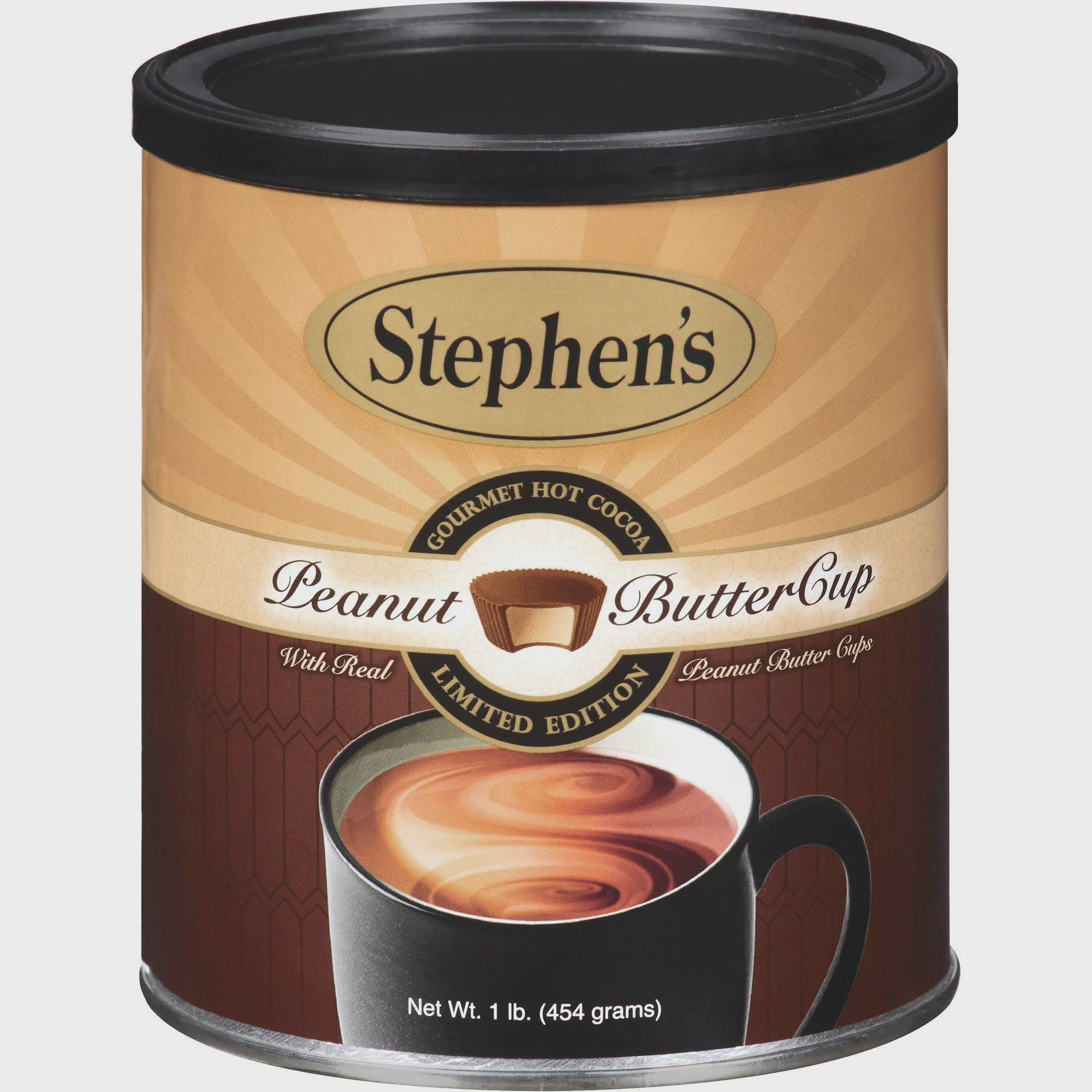 Stephen's Peanut Butter Cup Gourmet Hot Cocoa, 1 lb by Indulgent Foods