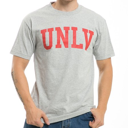 Unlv T-shirts - UNLV Rebels Game Day T-Shirt (Gray)