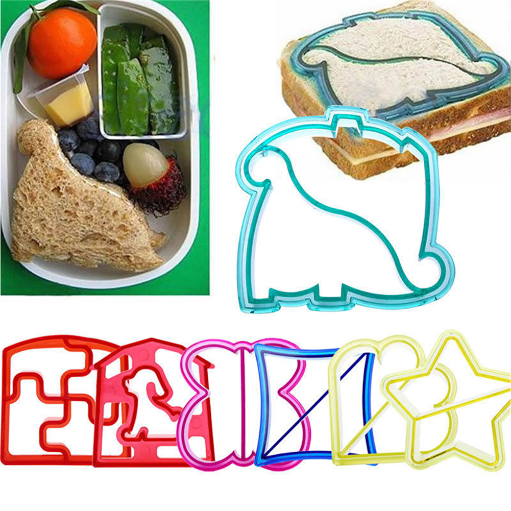 Girl12Queen Funny Animal Shaped Lunch Sandwich Toast Cookies Cake Bread Cutter DIY Mold