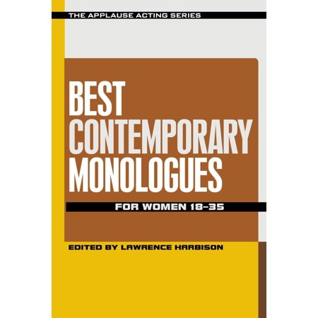 Best Contemporary Monologues for Women 18-35 -