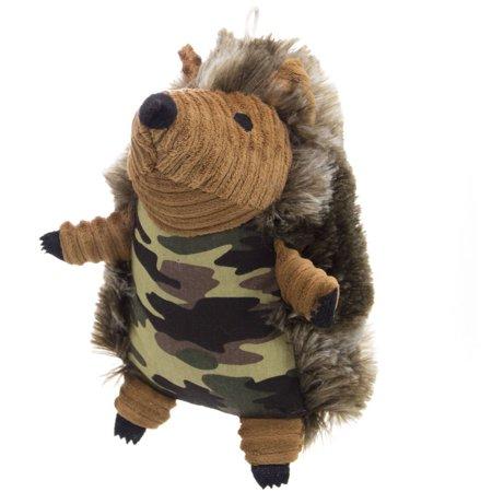 Squeaky Hedgehog Dog Toy