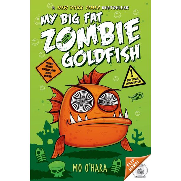 My Big Fat Zombie Goldfish (Paperback)