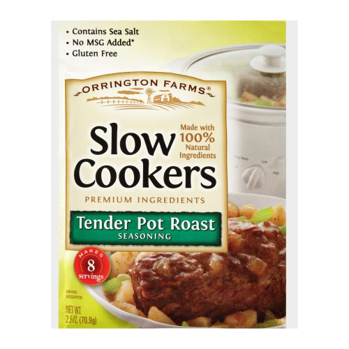 KENT PRECISION FOODS GROUP INC L364-DB842 Tender Pot Roast Mix