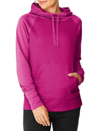 Sport Women's Performance Fleece Pullover Hoodie by Hanes Women's Activewear