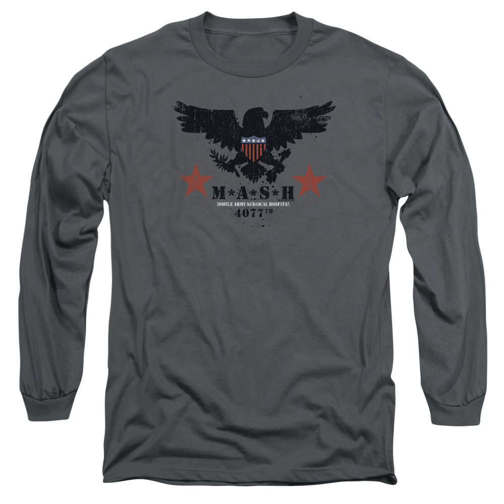 Mash Eagle Long Sleeve Shirt Adult