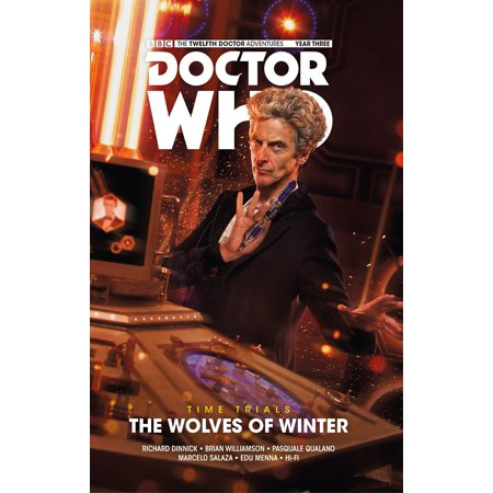 Doctor Who: The Twelfth Doctor: Time Trials Volume 2: The Wolves of Winter