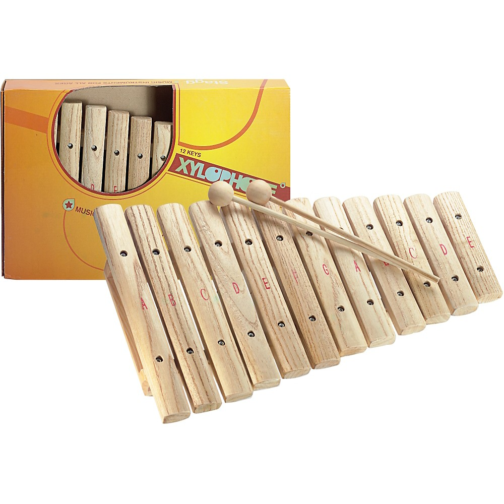 Stagg Xylophone, 12 Keys, A-E by Stagg