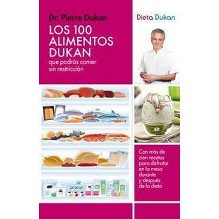 Los 100 Alimentos Dukan