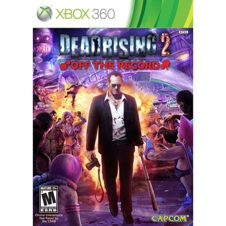 Dead Rising 2: Off the Record (Xbox 360) Capcom, 13388330492