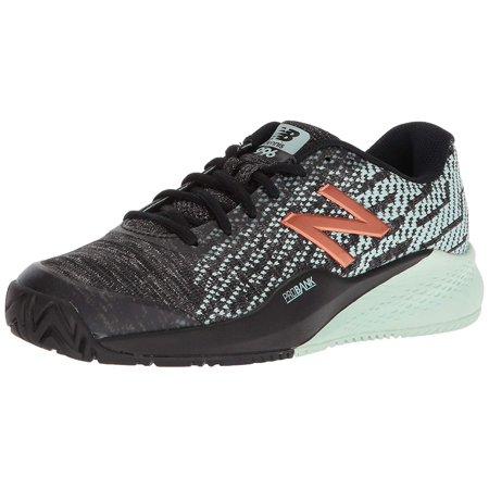 New Balance Women's 996v3 Hard Court Tennis Shoe, Seafoam Green, 12 B
