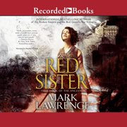 Red Sister - Audiobook
