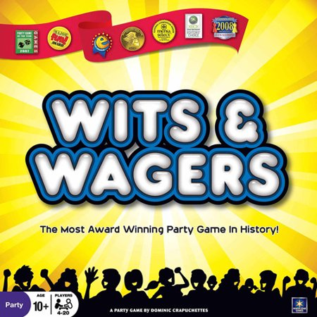Click here for Wits and Wagers prices