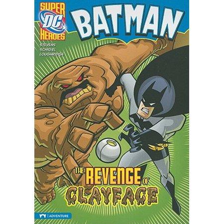 - Batman the Revenge of Clayface