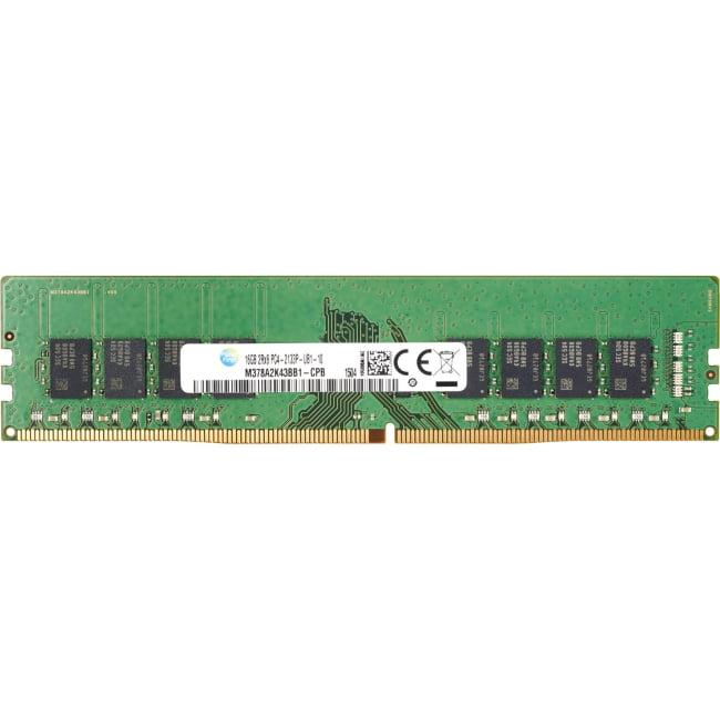 HP 8GB DDR4 SDRAM Memory Module - 8 GB - DDR4 SDRAM - 2133 MHz