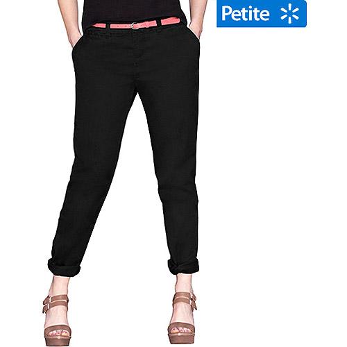 Faded Glory Women's Petite Chino Pant