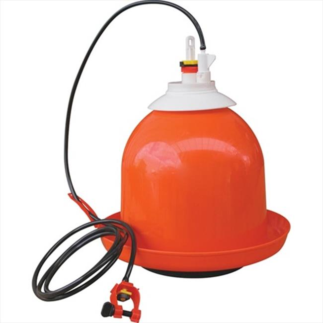 TekSupply 105802 Bell-Matic Poultry Waterer
