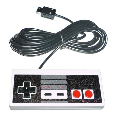 Nes Generic Nintendo Classic Controller with LONG EXTENSION CORD FOR NES CLASSIC MINI EDITION VIDEO GAME (Best Cheap Midi Controller)