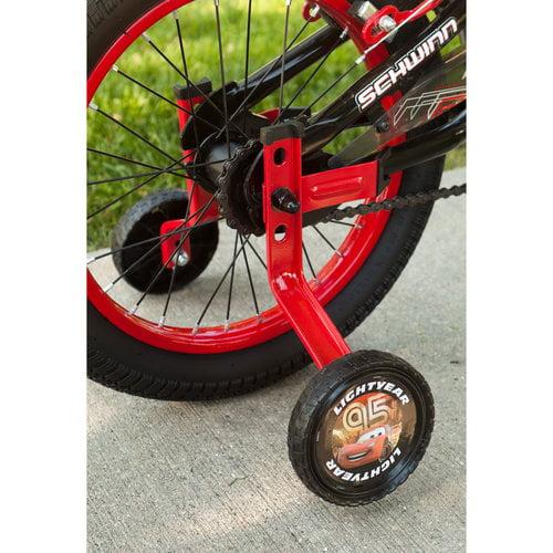 Disney Cars Bicycle Training Wheels