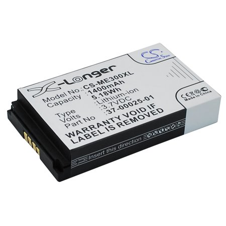 1400mAh Battery for SKYGOLF SG4, SkyCaddie SG4