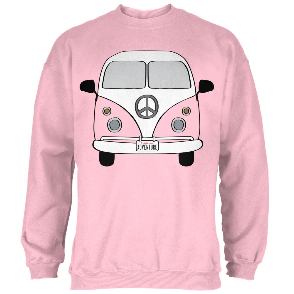 Halloween Travel Bus Costume Camper Adventure Mens Sweatshirt