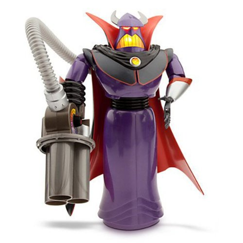 Toy Story 14 Deluxe Talking Zurg Action Figure by Disney by
