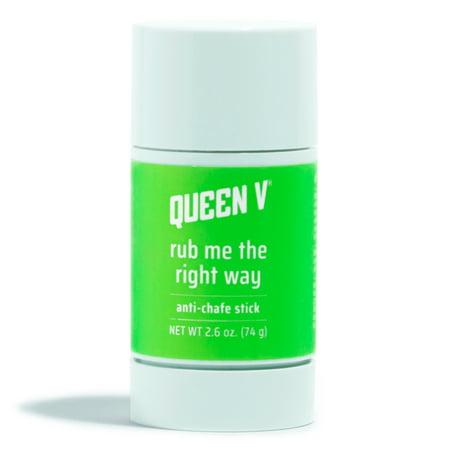 Queen V Rub Me the Right Way Anti-Chafe Stick pH-Balanced 2.6