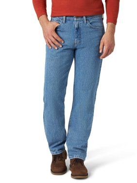 Wrangler Big Men's Relaxed Fit Jeans