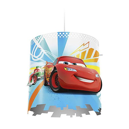 Philips Disney Pixar Cars McQueen Kids Ceiling Suspension Light Lampshade Only
