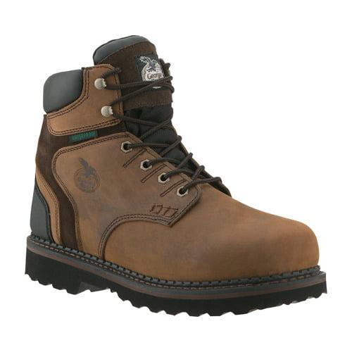 "Men's Georgia Boot G7134 6"" Brookville WP Work Shoe by Georgia Boot"