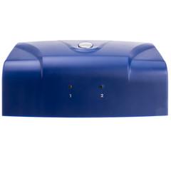 Electronic VGA Switch Box, Blue, 2 PC to 1 Monitor, VGA / HD15