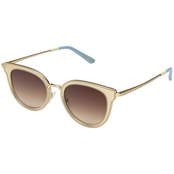 Champagne Matte Sunglasses Women's Toms Rey UVpqSzM
