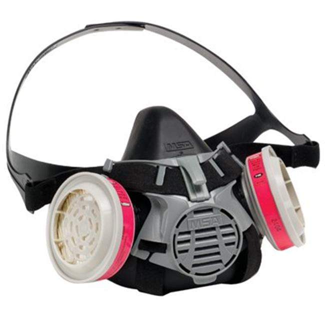 MSA 454-10102183 Advantage 420 Assly-Facepiece Head Assy-Medium