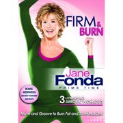 Jane Fonda Prime Time: Firm And Burn Low-Impact Cardio (Full Frame) by LIONS GATE ENTERTAINMENT CORP