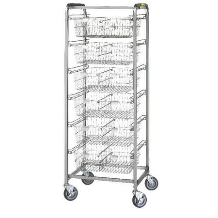 Six Basket Resident Item Cart (Resident Item Cart)
