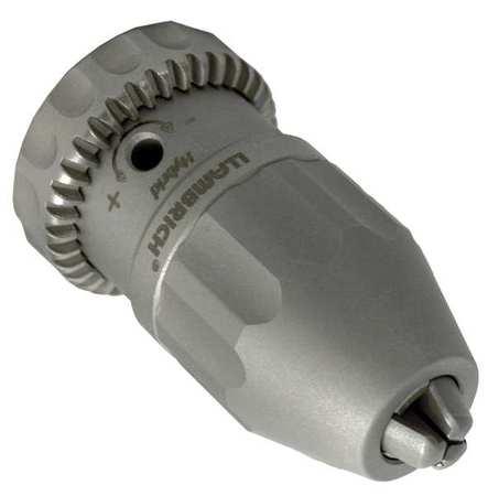 Llambrich SPH-03 R-3/8 FGE Drill Chuck, Hybrid, SS, 0.125...