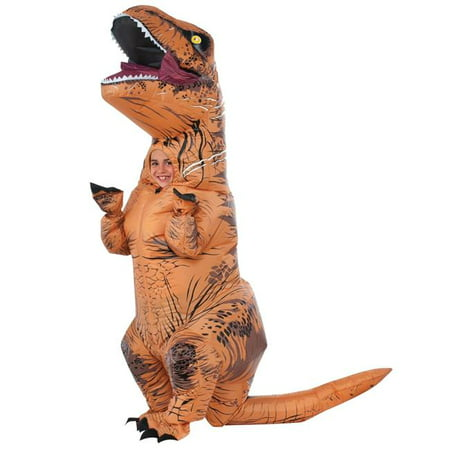 Morris Costumes RU610821 T Rex Inflatable Child Costume