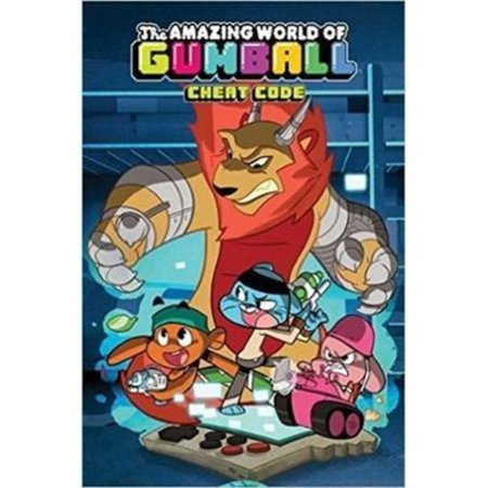 AMAZING WORLD OF GUMBALL CHEAT CODE