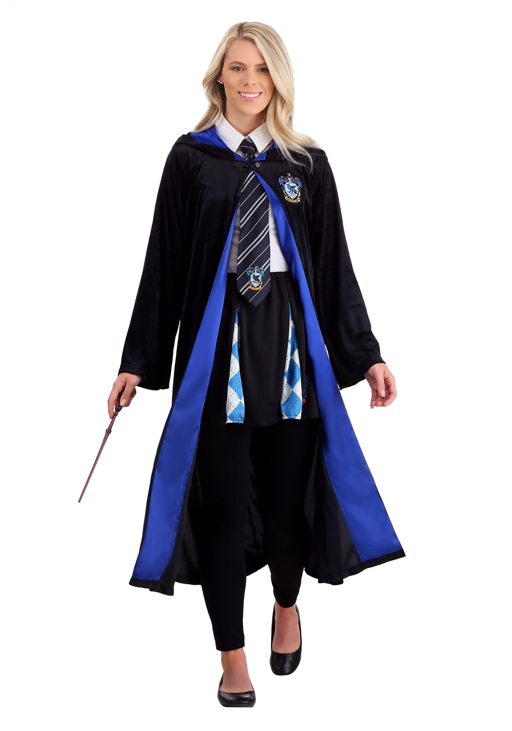 Details about  /Hufflepuff School Uniform Cosplay Costume Robe Cloak Halloween Suit